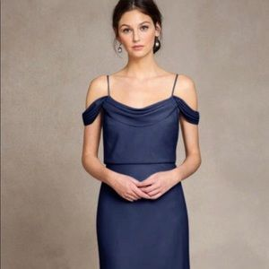 Jenny yoo long dress